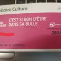 Vente: Chèques culture Up (180€)