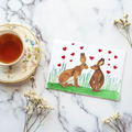 Selling with online payment: Cute and Whimsy Valentine's Card
