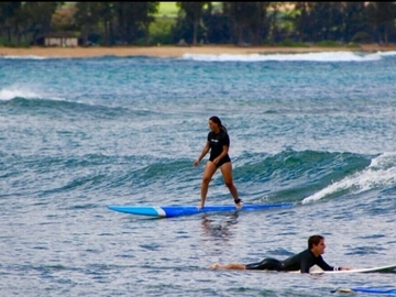 Offering with online payment: Private Surf Lessons