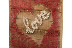 Selling with online payment: Love Box Sign