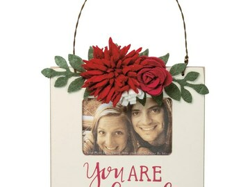 "Selling with online payment: ""You Are So Loved""Frame"