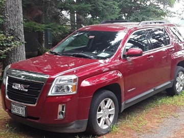 Owner/Supplier: Drive GMC Terrain from Raymond, Maine to New Orleans, Louisiana