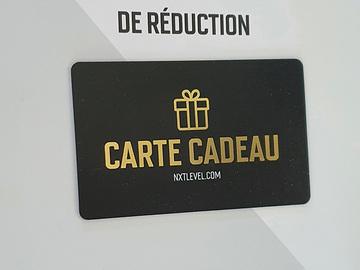 Vente: Carte cadeau NxtLevel Basic Fit (20€)