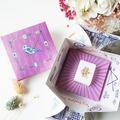 : Hong Kong Handcarved Mahjong Tile & Creative Illustrated Gift Box