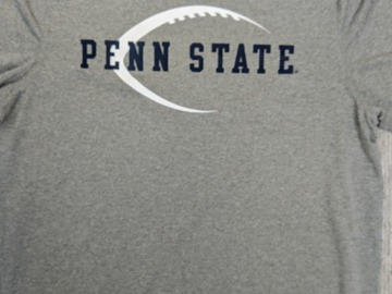 Selling A Singular Item: Nike Penn State Football Gray T Shirt Size Youth X Large