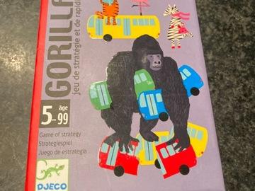 Vente avec paiement en ligne: Gorilla, jeu de stratégie et de rapidité