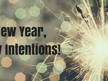 Selling: New Year Intentions: Set your Intentions for the year ahead!