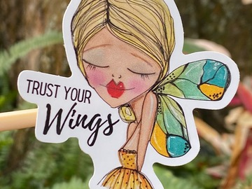 Selling with online payment: Trust your Wings