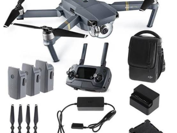For Rent: DJI Mavic Pro - Remote, 3 Batteries