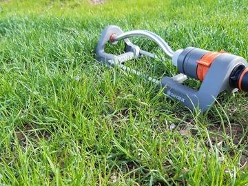 Vermieten mit Online-Zahlungen: Gardena Flächenregner,Sprinkler