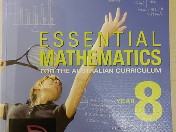Selling with online payment: ESSENTIAL MATHEMATICS FOR THE AUSTRALIAN CURRICULUM YEAR 8