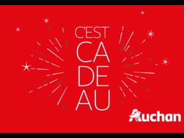 Vente: Carte cadeau Auchan (150€)