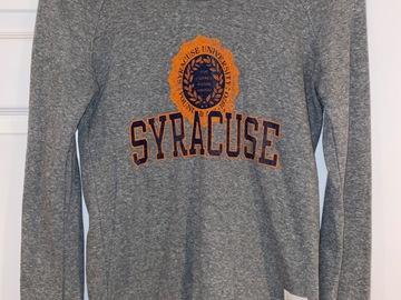 Selling A Singular Item: Retro Brand Syracuse Crewneck