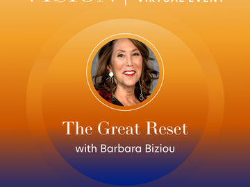 Workshop: Vision 2021: The Great Reset
