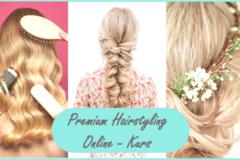 Onlinekurse: Online-Kurs: Premium Hairstyling