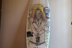 For Rent: 5'8 Dan Taylor (small wave board)