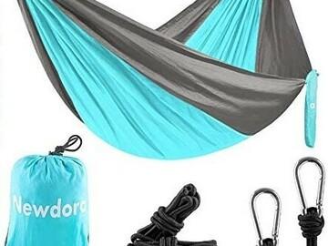 Buy Now: Newdora Camping Hammocks Garden Hammock Ultralight Portable Nylon