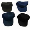 Liquidation/Wholesale Lot: 48 Hats -Assort Caps High Quality Adjustable Blank Baseball Hats