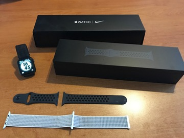 Vente: Apple watch série 5 44mm Nike Edition