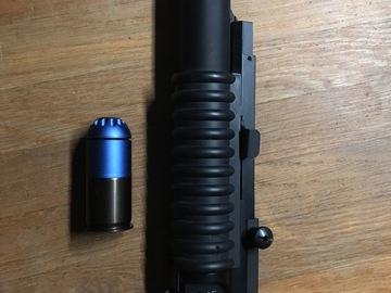 Selling: M203 Underbarrel Grenade Launcher