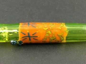 Post Products: Capn Crunk chillum Green