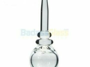 Post Products: Bubble Cap Dabber by Swerve Glass