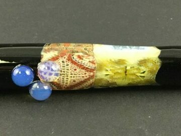 Post Products: Capn Crunk chillum Black