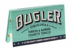 Post Products: Bugler Rolling Papers Sw 115 Leaves Unflavored Pack Of 1