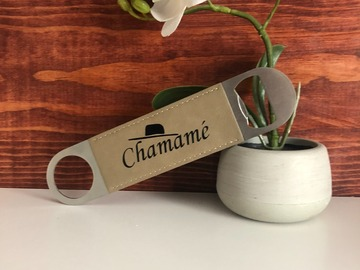 Selling with online payment: Large Bottle Opener