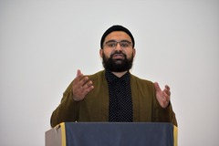 In-Person & Online: Safwan Shaikh - Imam & Youth Director