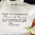 Selling with online payment: Bridesmaid Gift Box Set  - RTIC Tumbler