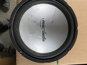 À vendre: Subwoofer / haut parleurs Mac Audio