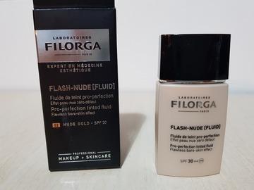Venta:  FILORGA FLASH-NUDE [FLUID]  Base de maquillaje fluida