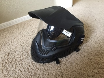Selling: Valken Single Lens Paintball/Airsoft Full Mask
