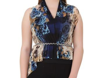 Liquidation/Wholesale Lot: Lot 50 Women's Floral Cover Up Short Pool Cardigans Magic Wrap