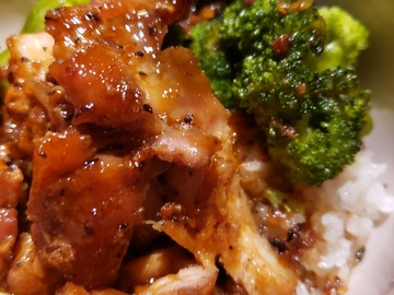 Host: Citrus Soy Chicken Rice Bowl
