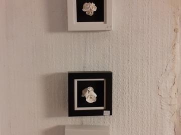 Vente au détail: Cadre- fleurs