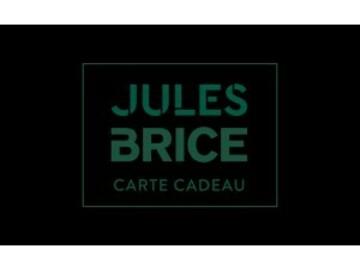 Vente: Carte Cadeau Jules/Brice (50€)
