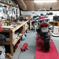 Hourly: Motorcycle workshop space - Woonsocket, RI