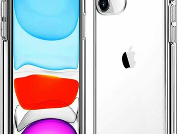 Compra Ahora: Transparent Clear Cases for iPhone 11 Pro & 11 Pro Max