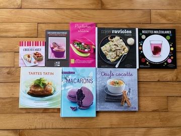 Don: Donne livres de cuisine