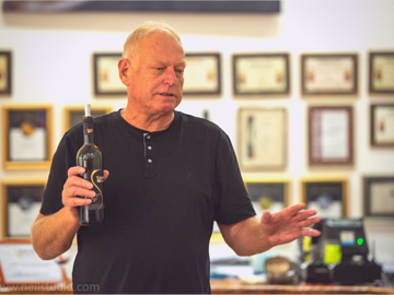 Buy Experiences: Zoom Tasting with Johnny Stern