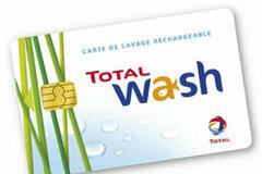 Vente: Carte Total Wash (165,70€)