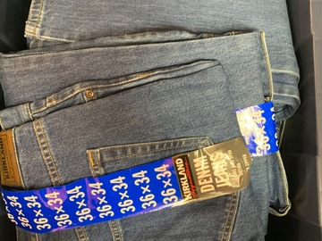 Buy Now: Kirkland Signature Jeans Lot Pair New without Tags 10