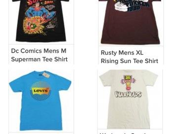 Buy Now: 70 Men's T-Shirts