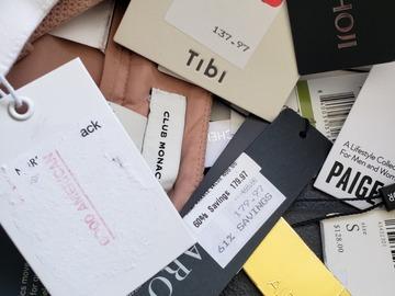 Buy Now: NORDSTROM Women Designer Salvage clothing 20 PCS LOT#601