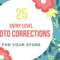Offering online services: Entry Level Photo Correction - Pack Of 25