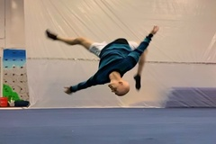 With Calendar Booking: Tricking, Parkour