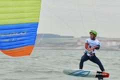 Course: kite foil course