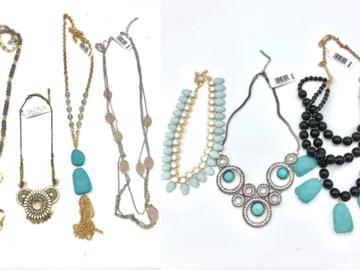 Buy Now: 30 High End Boutique Statement Necklaces $59.95 ea = $1.798.00